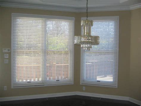 2 faux wood blinds 2 quot faux wood blinds blinds galore more port