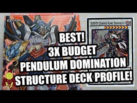 Best Pendulum Deck Profile by Ddd Deck Yugioh Yugioh D D D Deck Profile Fusion