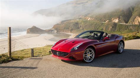 2016 Ferrari California T 4k Wallpaper  Hd Car Wallpapers