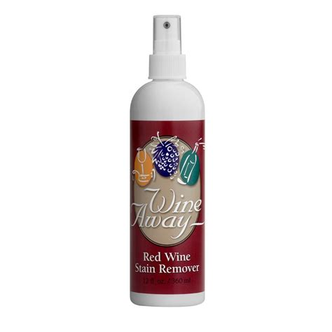Stain Remover Products by Evergreen Labs 12 Oz Wine Away Wine Stain Remover