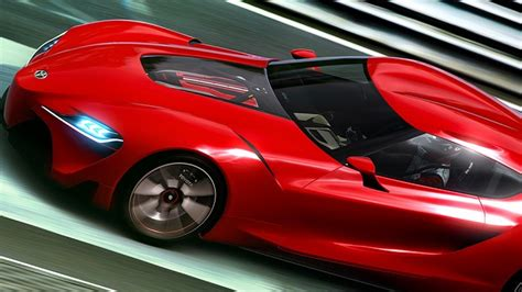 Toyota Ft-1 Concept Coupe Being Added To Gran Turismo 6