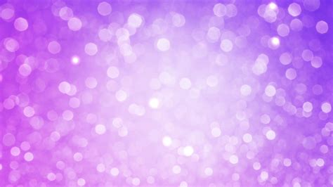 Purple Glitter Background Sparkles And Glitter Lights In Purple Background Motion