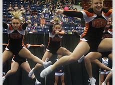 Cheerleading on its way to becoming an Olympic sport