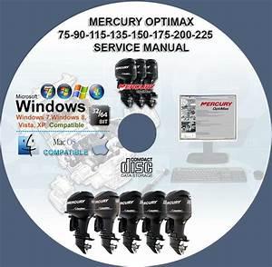 Mercury Optimax 75 90 115 135 150 175 200 225 Service