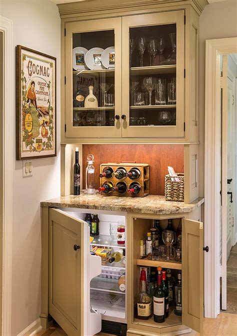 Home Bar Decor by 20 Small Home Bar Ideas And Space Savvy Designs
