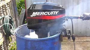 Mercury 10hp Outboard Motor 2001r  2 Stroke  Dwusuw