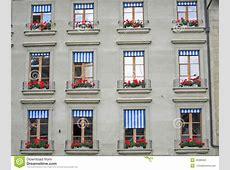 Swiss Windows stock photo Image of blue, symmetry