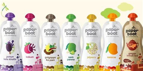 Paper Boat Drinks India by Indian Brands That Brought Indian Products To India