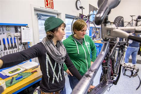QBP now accepting applications for its Women's Bike Mechanic Scholarship | Bicycle Retailer and ...