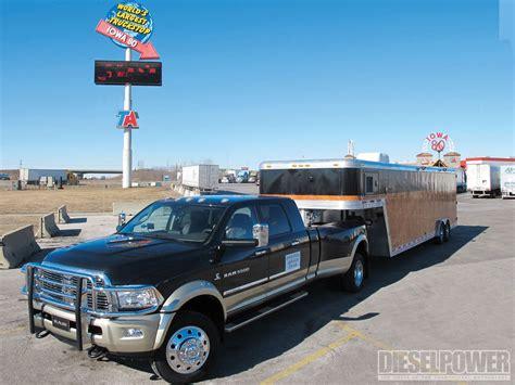 Ram 5500 Long Hauler Concept Truck  Diesel Power Magazine