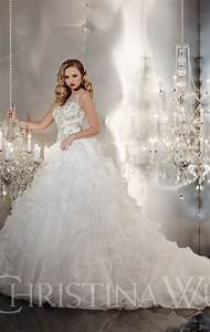 20 beautiful ball gown wedding dresses for glamorous With beautiful ball gown wedding dresses