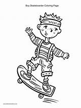 Skateboard Coloring Transportation Skateboarding Kleurplaat Worst Kind Ausmalbilder Printable Boy Colouring Logos Kidscanhavefun Template Skateboarder Coloringpages234 Kb Source Sun Fun sketch template