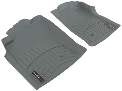 Weathertech Floor Mats Tacoma by Weathertech Floor Mats For Toyota Tacoma 2011 Wt461781