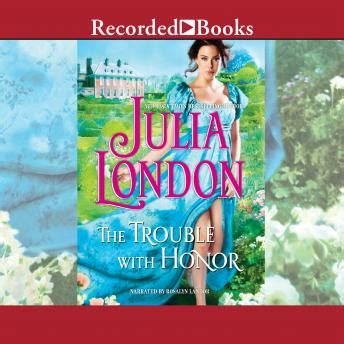 The Trouble With Honor The Cabot by Listen To Trouble With Honor By At Audiobooks