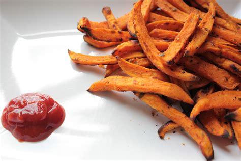 patate douce cuisiner frites de patates douces cuisine ta mère