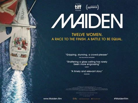 tracy edwards documentary maiden   released