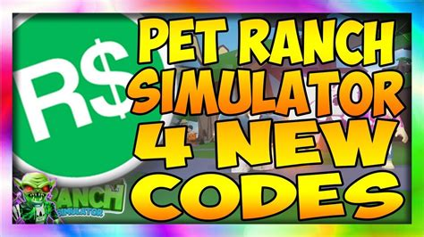 codes auras pet ranch simulator  nzjszimnera