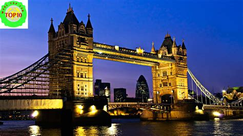 Top 10 Cities Of England