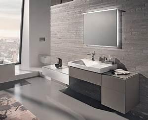 Meuble Deco Design : une salle de bain design esth tique et moderne ~ Teatrodelosmanantiales.com Idées de Décoration