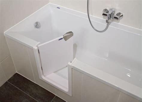 baignoire avec porte baignoire a porte baignoire porte pour seniors pmr et handicap