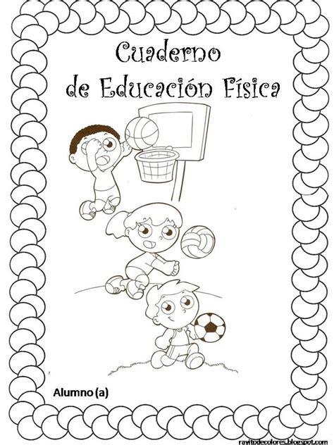 Caratulas para cuadernos escolares con dibujos