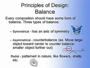 THE PRINCIPLES OF VISUAL DESIGN - ppt video online download