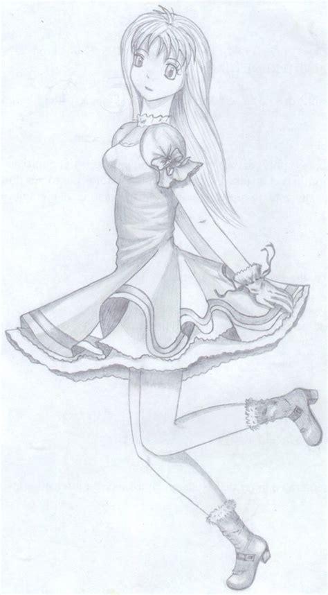 angela anime  jessflecher  deviantart