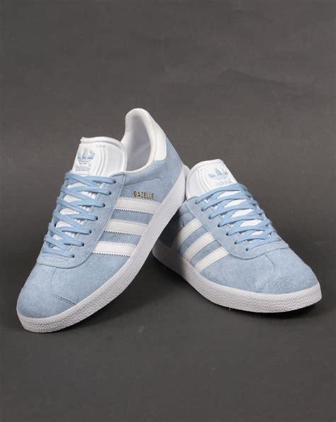 Adidas Gazelle Trainers Sky White,Originals,mens,sale, Og ...
