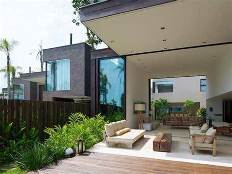 simple minimalist home  small terrace  ideas