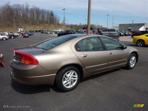 Dodge Intrepid 2001 by Chagne Pearl 2001 Dodge Intrepid Se Exterior Photo