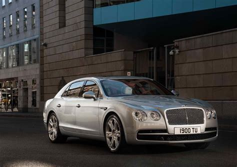 bentley flying spur  review specs pictures