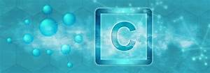 Carbon As Element 6 Of The Periodic Table 3d Animation On