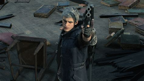 'devil May Cry 5' Announced; Release Date Set For 2019
