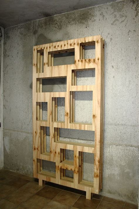 plywood bookcase furniture projects