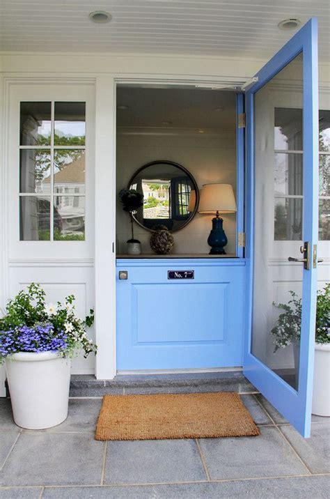 blue dutch door love brooks  falotico associates