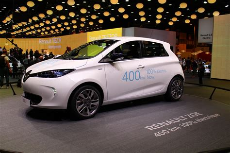 renault zoe electric car owners  double  range