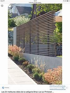 Brise Vue Design : brise vue fait maison ~ Farleysfitness.com Idées de Décoration