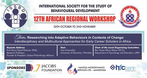 international society study behavioural development