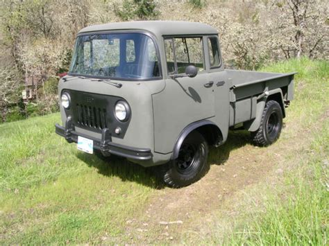 jeep fc   sale  roseburg oregon united states  sale  technical