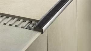 Schlüter Schiene Edelstahl : treppenprofile f r stufenkantenschutz und rutschsicherheit ~ Michelbontemps.com Haus und Dekorationen