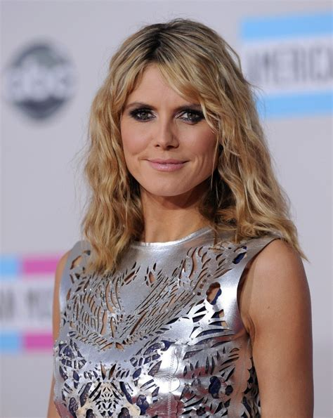 Heidi Klum Photos American Music Awards Zimbio