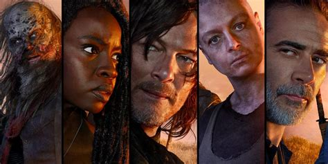 The official page for amc's the walking dead. Every Main Walking Dead Characters' Worst Decision, Ranked