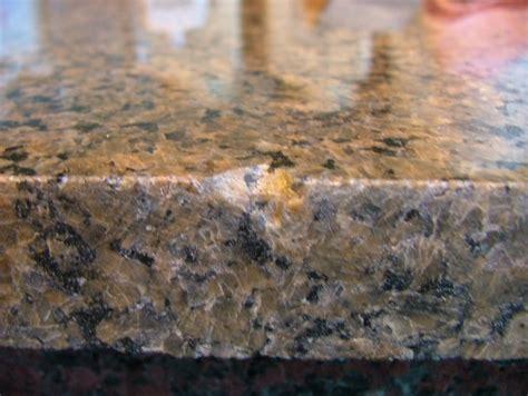 fix granite countertop chip