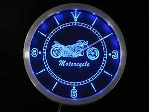 Popular Motorcycle Wall Clock Buy Cheap Motorcycle Wall