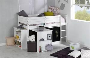 Lit Enfant Combine Bureau Maison Design