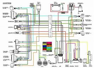 Wiring Diagram Multiple Lights On A Motorcycle