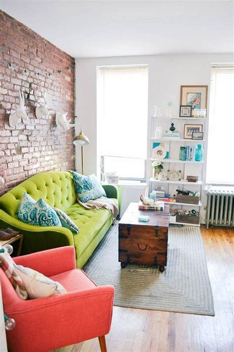 Neutral Green Living Room by 27 Daring And Green Interior D 233 Cor Ideas Digsdigs