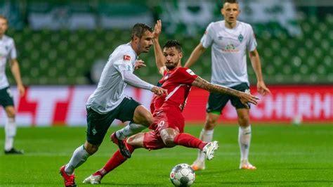 In der relegation zur bundesliga bekommt es der 1. Relegation jetzt live im Free-TV sehen? So wird Werder Bremen vs. 1. FC Heidenheim übertragen ...