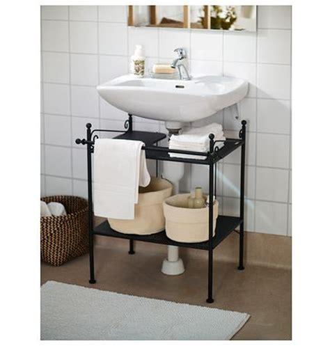 cómo tener un fantástico baño ikea mueble con un gasto mínimo muebles para lavabos con pedestal blogdecoraciones