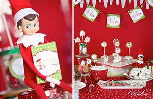 Kara39s Party Ideas Elf On The Shelf Boy Girl Childrens